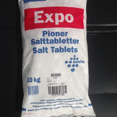 Best water softener salt