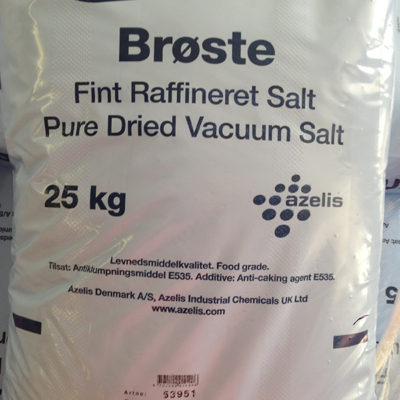 water softner salt
