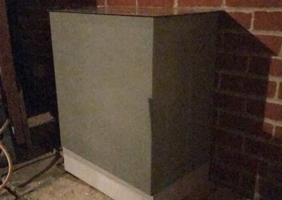 eVOLUTION install into an outside cabinet in the Medway